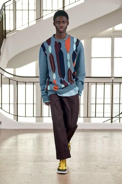 Hermès打造細水長流的男士穿衣風格 |Fall 2021 Menswear
